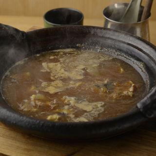 すっぽん鍋(心・技・体 うるふ)