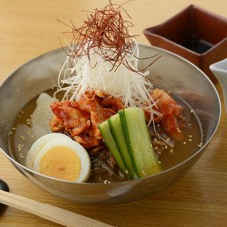 冷麺(心・技・体 うるふ)