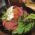 ローストビーフ丼 並(Red Rock アメ村店 )