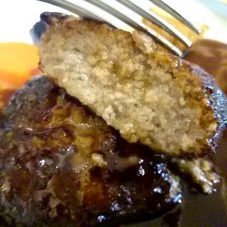 ハンバーグステーキ(シャルティエ (CHRTIER))