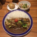 野菜カリー(エチオピアカリーキッチン 御茶ノ水ソラシティ店 )