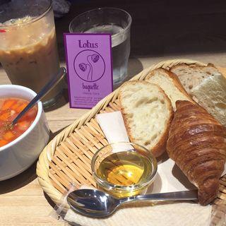 選べるスープセット(DAIKANYAMA LOTUS 代官山ロータス)