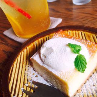 チーズケーキ(そらしと珈琲 )