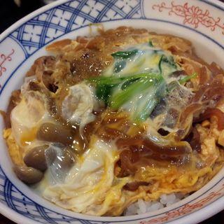 すき焼き丼((有)丸屋)