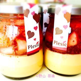 ボトルフルーツゼリー(桃薫)(プルシック (Plesic))