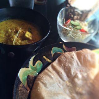 フィッシュカレー(カリーバー・ミルチ (Curry Bar Mirch))
