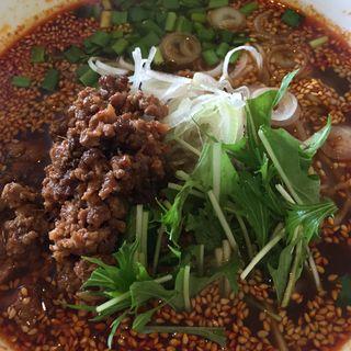紅麻辣麺(ひすい亭)