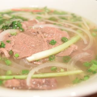 牛肉のフォーセット(ベトナムちゃん (【旧店名】Saigon×Saigon サイゴンサイゴン))