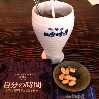 アイスコーヒー(明楽時運志風館 )