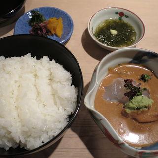 鯛茶漬け (銀座 あさみ (ぎんざあさみ))