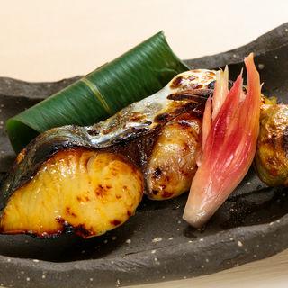 銀鱈の塩焼き(大嶋 (オオシマ))