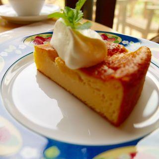 ヨーグルトケーキ(ひとやすみの庭 )