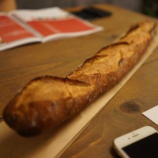 Sバゲット(Boulangerie Sudo (ブーランジェリースドウ))