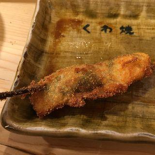 キスフライ(くわ焼 たこ坊 (くわやき たこぼう))