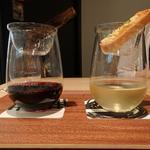ワイン&タルトレット(スターバックス・コーヒー 丸の内新東京ビル店 )
