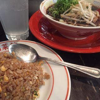 ミニミニセット(新福菜館)