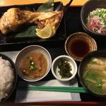 ブリカマ塩焼きランチ(水喜 川崎いちば店)