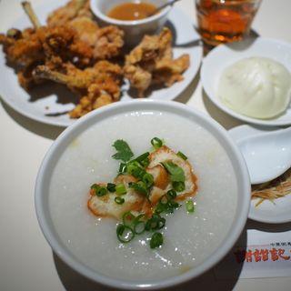 海老粥(謝甜記 貮号店)