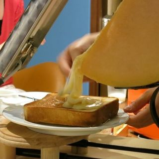 チーズトースト(セントル ザ・ベーカリー (CENTRE THE BAKERY))