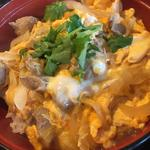 東京エッグと若鶏の親子丼 (平日限定)