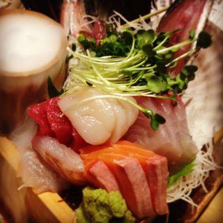刺身大漁盛(魚の台所 ととぽっぽ)