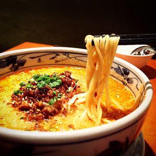 JASMINE 胡麻みそ担々麺(JASMINE憶江南 )