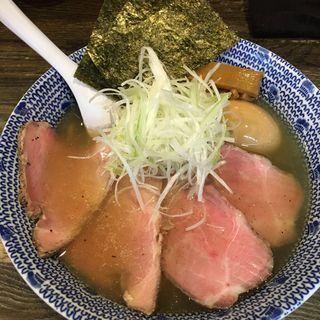 特製しおらーめん (麺心 國もと )