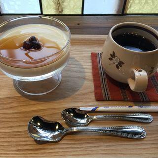 豆乳プリン(カフェはれま )