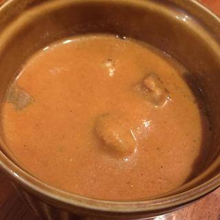 バターチキンカレー(キッチンシャンティ (Kitcen Shanti))