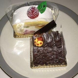 セゾン、チョコレートケーキ(葦平塚西口本店)
