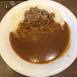 ビーフカレー(モジャカレー心斎橋店)