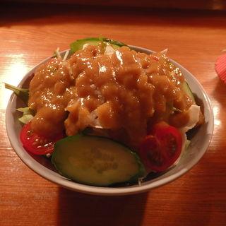 ミニグリーンサラダ(未来カレー こりす)