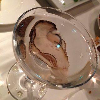 セカウマ牡蠣酒(ぽんしゅや三徳六味)