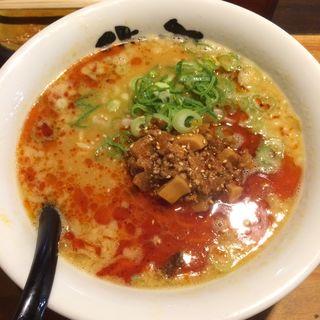 担々麺(博多ラーメン 琥家 奥田店 (はかたらーめん こや))