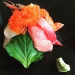 海鮮丼(タニヤ食堂 (【旧店名】たにやの食堂))