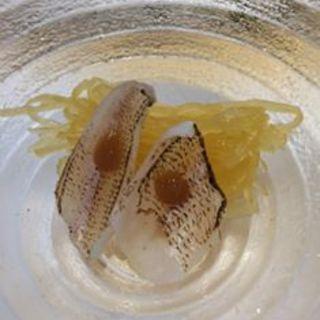 鯛の炙り(かふく )