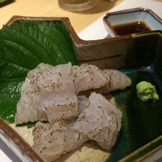 白身の炙り(かふく )