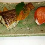 鮮魚のグリル
