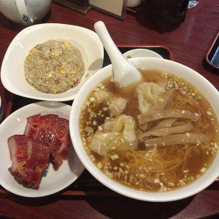 チャーシューワンタンメン(中華料理 太一 (タイチ))