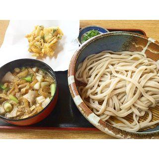 肉汁うどん並(麺処 たかしな )