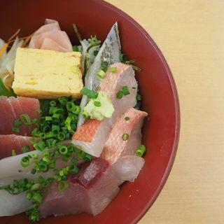 地魚海鮮丼(ばんや )