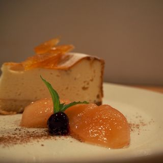 チーズケーキ(カフェ グローブ (Cafe GROVE))