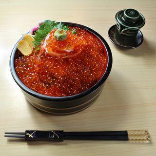 いくら丼(華火 (HANABI))
