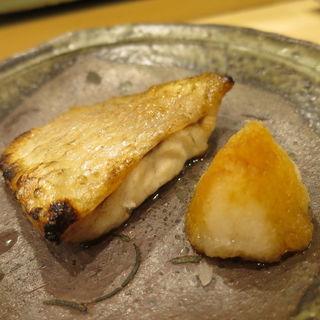ブリの照り焼き(鮨 たかはし)