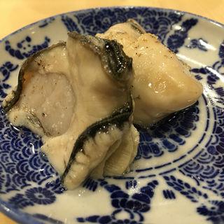 生牡蠣(鮨 たかはし)