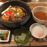 石焼チーズカレー(美山café梅三小路)