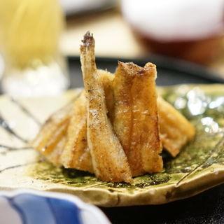 穴子のキジ焼き(小笹寿し )