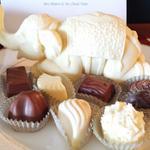 象型チョコレート