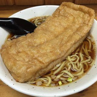 新潟超きつねラーメン(限定)(麺屋 玲 )