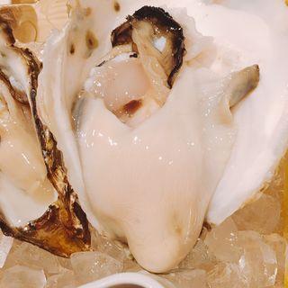 岩牡蠣食べ比べ